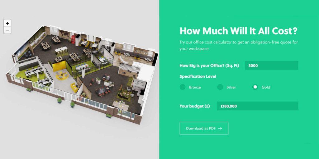 Rhino Costs Calculator