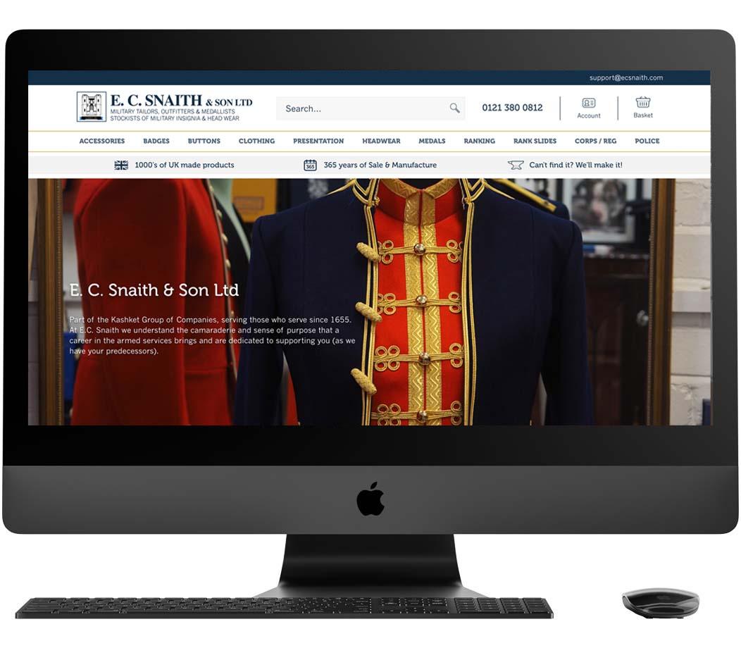 EC Snaith Website