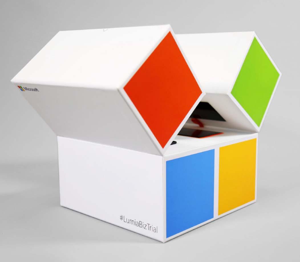Microsoft LumiaBizTrial