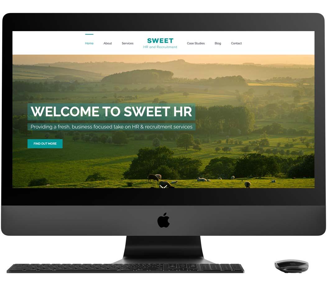 Sweet HR Website